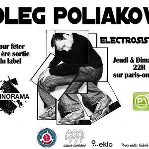 Oleg Poliakov Electrosisters Show 3