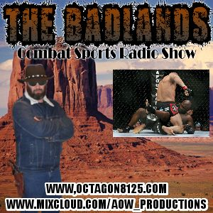 The Badlands Combat Sports Radio Show - Dino Bagattin Interview (May 22, 2015)