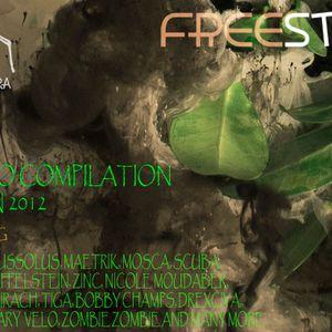 CasaNostra as FreeStyle (electro compilation - autumn 2012)