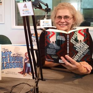 By the Book Episode 87 Writing Issues of Social Justice for Children - Author, Susanne Gervay OAM