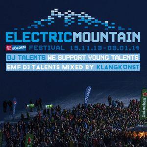 EMF DJ Talents mixed by KlangKunst // READ DESCRIPTION