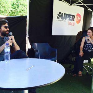 Manel Gomes dos Insch na SuperFM
