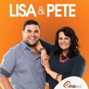 Lisa & Pete Podcast 10th of May