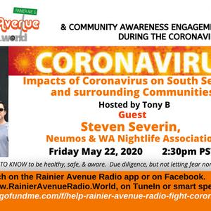 Coronavirus Special 38 - Steven Severin