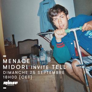 Menace Records : Midori Invite Tell - 25 Septembre 2016