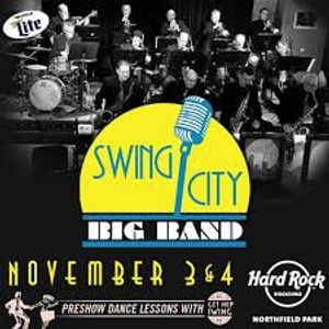 THE BIG BAND IS BACK