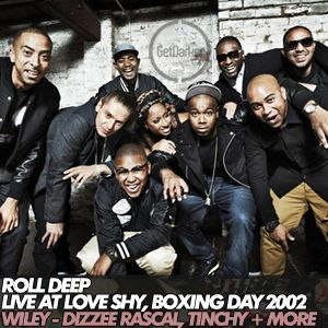 Roll Deep - Live at Love Shy, Amadeus Club - Rochester, Kent - Boxing Day 2002