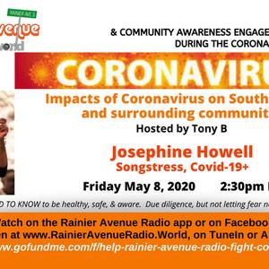Coronavirus Special 31 - Josephine Howell
