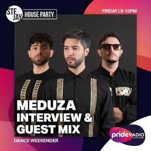 SteJay interviews Meduza + exclusive Guest Mix