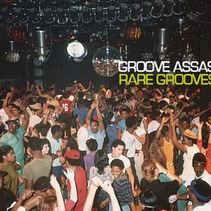 Groove Assassin Rare Grooves 70's/80's Funk Boogie Disco Soul  Vol 1