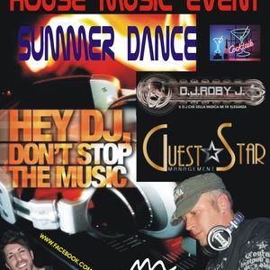 DJ ROBY J vs NIGHT & DAY - SUMMER DANCE 2011 (part.1)