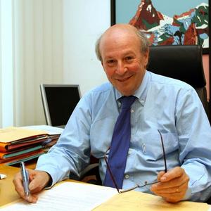Michel Samuel-Weis, adjoint à la culture du maire de Mulhouse, interview du 8 décembre 2016