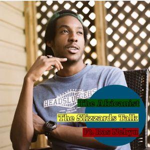 The Washington Slizzards Talk ft Ras Nebyu