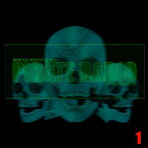 Pirate Radio Show (Monday Nights @10pm) - 1