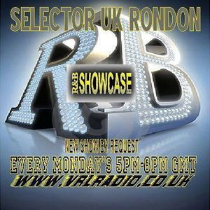 THE RNB SHOWCASE 6TH JANUARY 2014