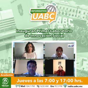 INFORMATIVO UABC - JUEVES 13 MAYO, 2021