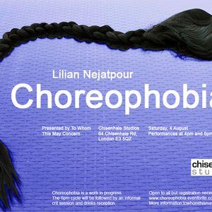 Six Pillars - July 15th 2018 (Choreophobia, Lilian Nejatpour)