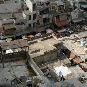 The Road to Shatila Refugee Camp P4