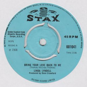 Nick Marshall UK Soul 45s: The blue Stax Label - Part 3
