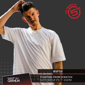 5FM Starting From Scratch Mix (April 2018)