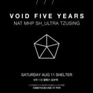 Shanghai Ultra Dj Set recorded live at VOID 5th Birthday party