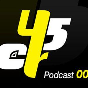 ER45 Podcast - Deep organic voyage (07/2010)