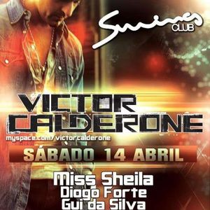 Miss Sheila - Live @ Swing Club, Porto, Portugal (14.04.2012)