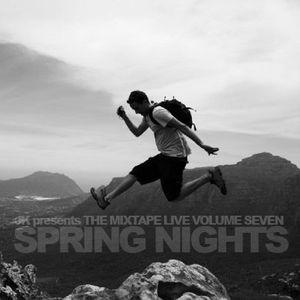 Spring Nights - The Mixtape vol. 7
