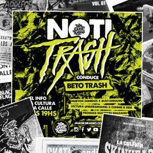 NOTITRASH #44  01/04/19