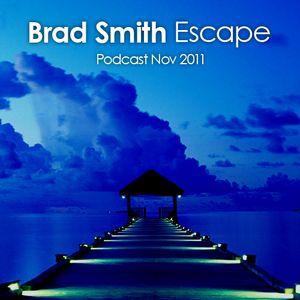 DJ Brad Smith - Escape (Nov 2011) Crescent Radio 45