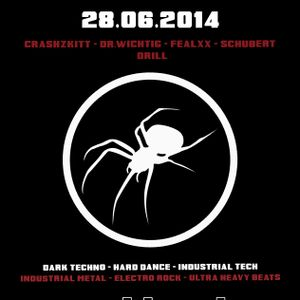 Dr.Wichtig @ DEATHRAVE   JUNE 2014   SUBLAND BERLIN