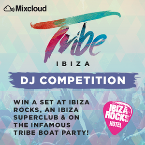 Tribe Ibiza 2014 DJ Competition - Luke Tibble