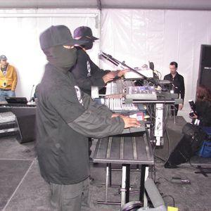 Scan 7 - live PA @ Rex Club - Paradise Massage - 02-14-2002
