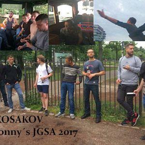 Jonny´s  JGSA (24.6.2017) Boat Session