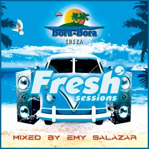 Emy Salazar @ Bora Bora Ibiza (21-06-15)