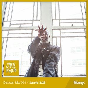Crate Diggers Mix 007 - Jamie 3:26