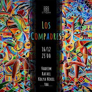 Rafael  - Los Compadres live mix at Studio CLub part 1