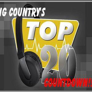 Top 20 Countdown for June 4 2017...