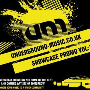 Dub Concept - Underground Music Showcase Mix - Dec 2009