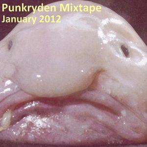 Punkryden Mixtape : January 2012