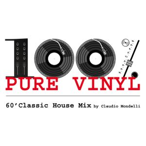 Classic Deep House 60 min. 100% Pure Vinyl