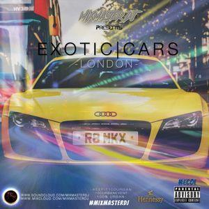 MixMaster DJ Presents - Exotic Cars Of London Official Mix CD #Summer17