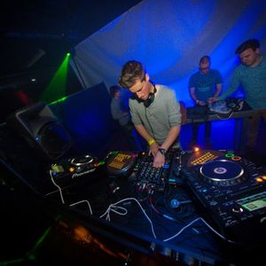 Viktor Bodrovski at Forty Five Thursdays 23.05