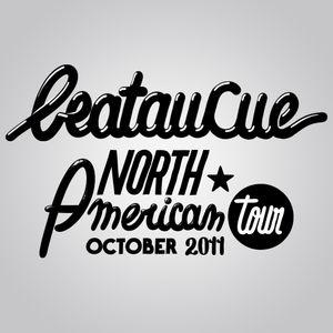 BeatauCue North American Tour Mixtape Oct 11'