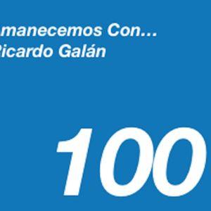 #AmanecemosCon… 100