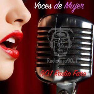 Voces de Mujer 09 de julio de 2019 Radio faro