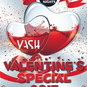 Dj Yash Valentine's Special 2015