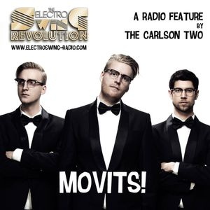 Electro Swing Revolution Radio - Movits! Interview by The Carlson Two