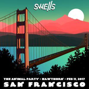 SWELLS - Hawthorn San Francisco 2017