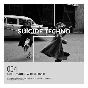 Suicide Techno Live 004 (09-07-17) // Tech House